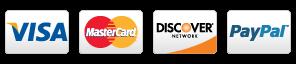 Store Credit Card Logos